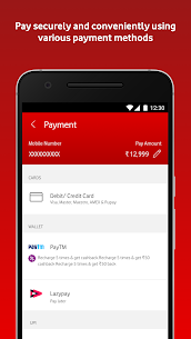 MyVodafone (India) – Online Recharge & Pay Bills App Latest Version Download For Android and iPhone 4