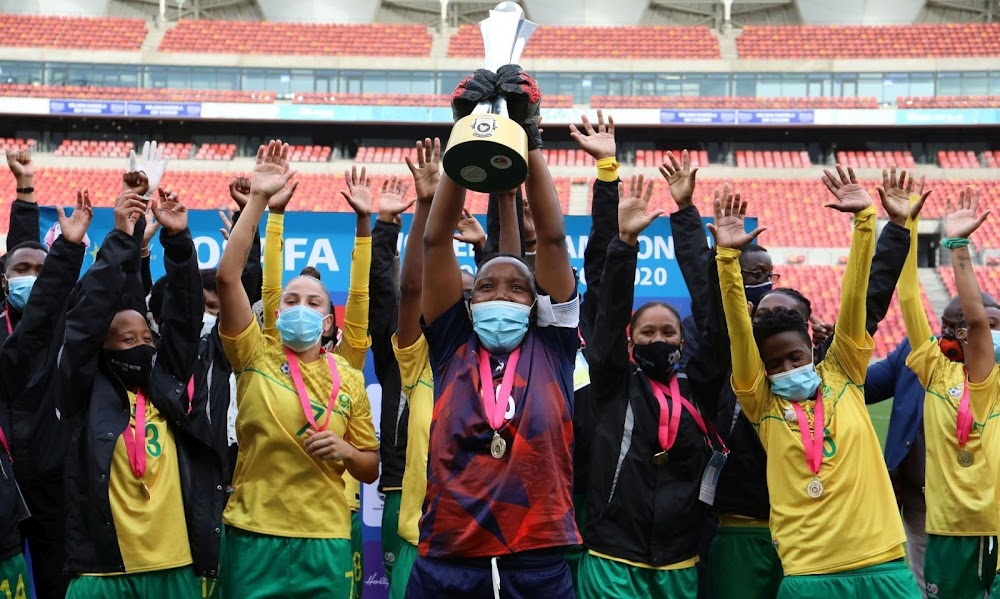 EFF's ultimatum to Safa: no Bafana matches in SA unless Banyana are paid R50,000 appearance fee each - TimesLIVE