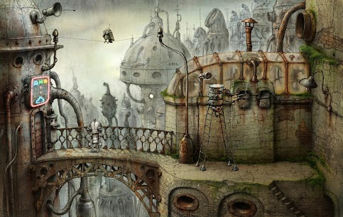 Machinarium Demo App Download For Android and iPhone 7