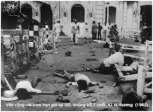 Photo: BÊN THẮNG CUỘC - HUY ĐỨC  Vietnam --- Seven Killed 47 Wounded By Communist Bomb In Saigon Vietcong Versus South Vietna --- Image by © Hulton-Deutsch Collection/CORBIS