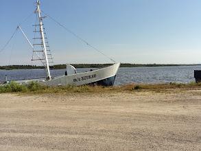Photo: Fint namn på båten.