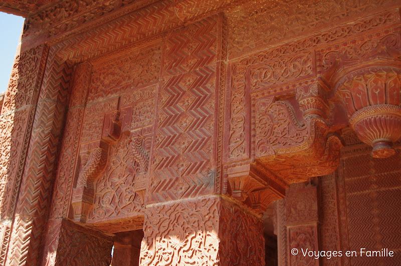Rumi Sultana Fatehpur sikri