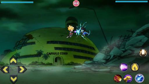 Ultra Super Saiyan Battle 1.6.3 {cheat|hack|gameplay|apk mod|resources generator} 3