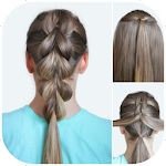 Hairstyles step by step Offline Icon