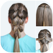 Hairstyles step by step Offline
