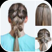 Tải Hairstyles step by step Offline miễn phí
