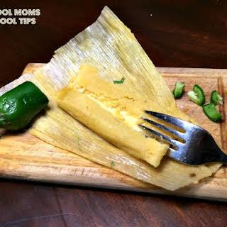 Delicious Mexican Tamales.