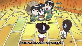 Tenten vs. Temari! / Orochimaru's Search for Love!