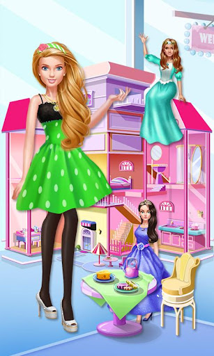 Fashion Doll: Dream House Life 1.3 screenshots 1