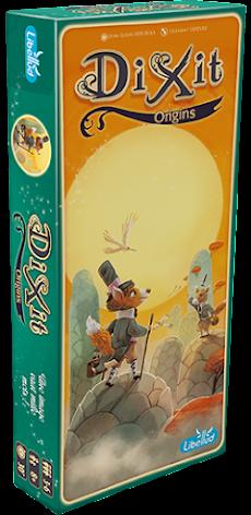 Dixit 4 Expansion (Origins) reprint 2014