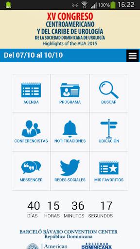 Congreso Urología 2015 RD