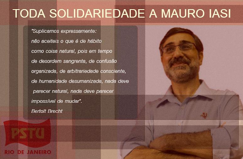 MAURO IASI -  UM LUTADOR SOCIAL