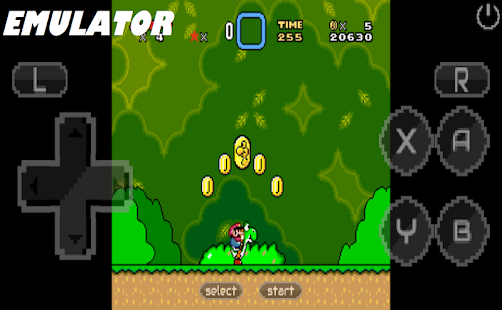 Emulator for Snes Retro Free - náhled