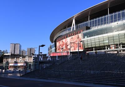 Arsenal autorisé à reprendre les entrainements sous certaines conditions