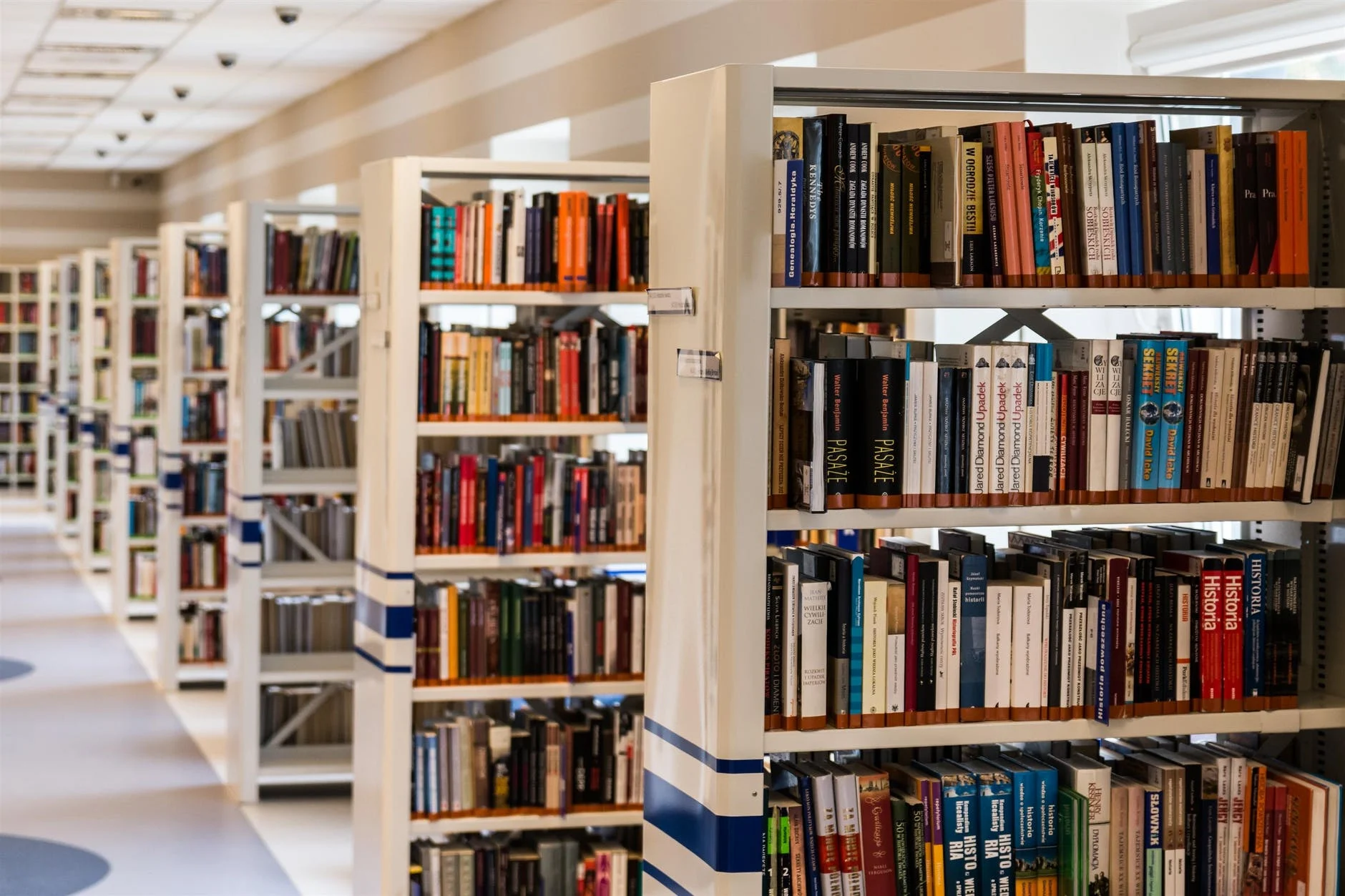 Library Assistant Jobs Near Me