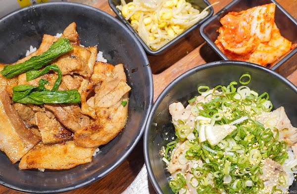 日本人開立的燒肉丼飯,特殊炭火道地日式口味一試就愛上-佐藤精肉店akiba