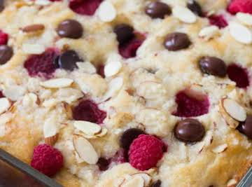 Raspberry Chocolate Coffee Cake. - Sallys Baking Addiction