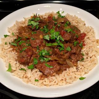 Beef Garam Masala.