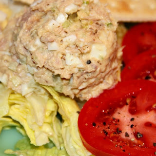 Tuna and Egg Salad.