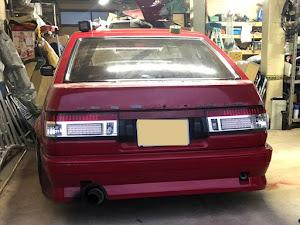 スプリンタートレノ AE86 最終型GTVのカスタム事例画像 はちのりさんの2021年06月17日20:54の投稿