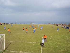 Photo: 09/03/13 v Llanybydder (Ceredigion League) 6-0 - contributed by Andy Molden