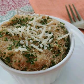 Creamy Crab Mashed Potato Au Gratin Recipe