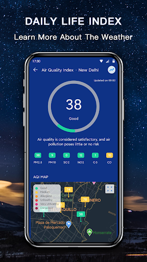 Weather - The Most Accurate Weather App 1.1.6 Screenshots 7