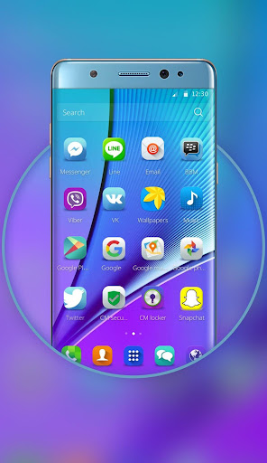 Launcher for Galaxy Note8 Latest Version APK 2