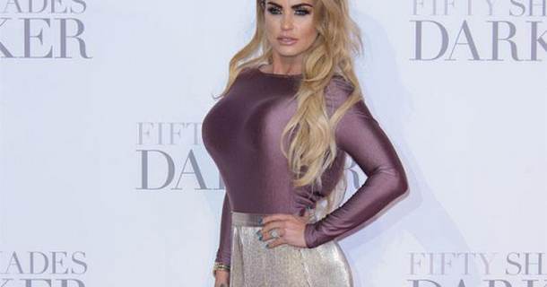 Katie Price wants Strictly job
