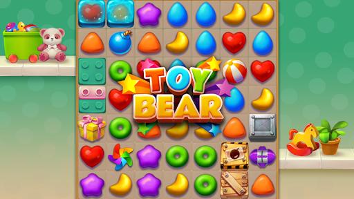 Toy Bear Sweet POP : Match 3 Puzzle filehippodl screenshot 23