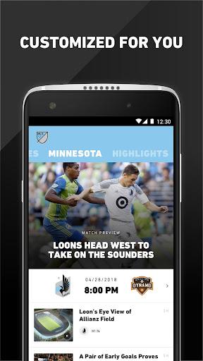 MLS: Live Soccer Scores & News 18.66.2 screenshots 2
