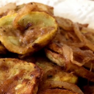Southern Fried Squash Recipe