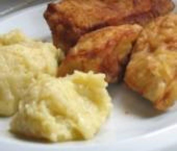 Skorthalia Greek Garlic Dip/sauce Recipe