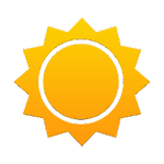 AccuWeather for Sony Tablet P Icon