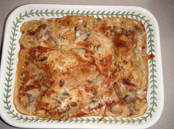 Pheasant (or Chicken) With Apple Cider