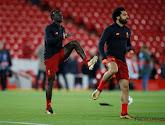 Sadio Mané a piqué une grosse colère envers Mohamed Salah lors de Burnley - Liverpool
