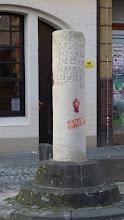 """Photo: Stencil; Unknown Artist; """"Destroy Capitalism"""""""