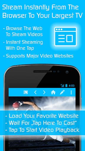 Video & TV Cast   Chromecast 2.22 screenshots 2