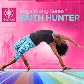 Gaiam: Faith Hunter Yoga - Spiritually Fly