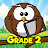 Second Grade Learning Games Icône