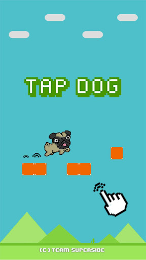 Tap Dog - Flappybird for game