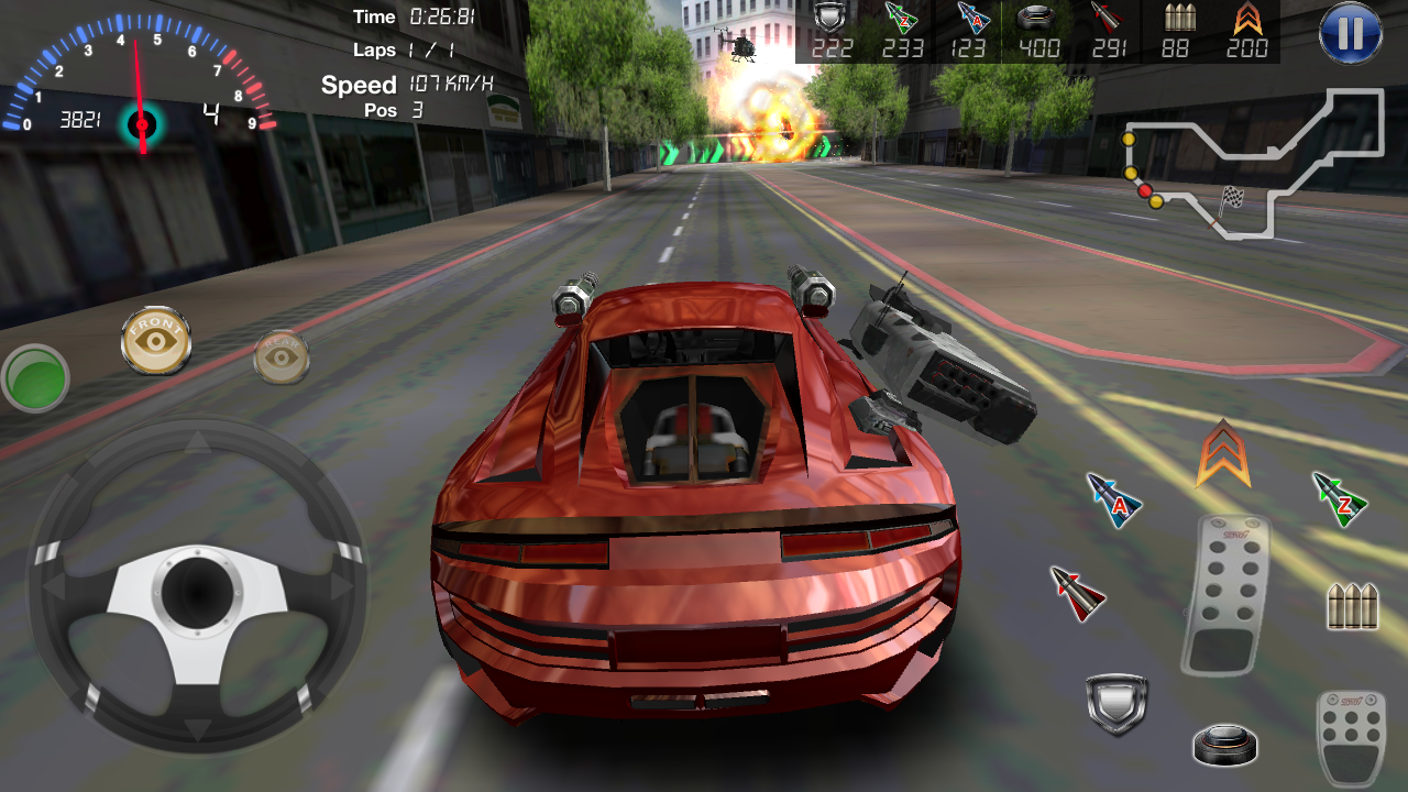 Armored Car 2- screenshot