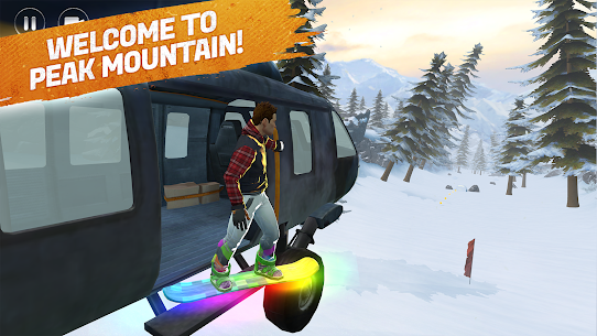 Peak Rider Snowboarding App Latest Version Download For Android and iPhone 4