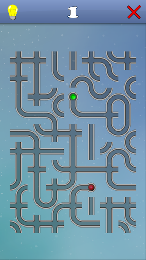 fixit - a free marble run puzzle game screenshot 2