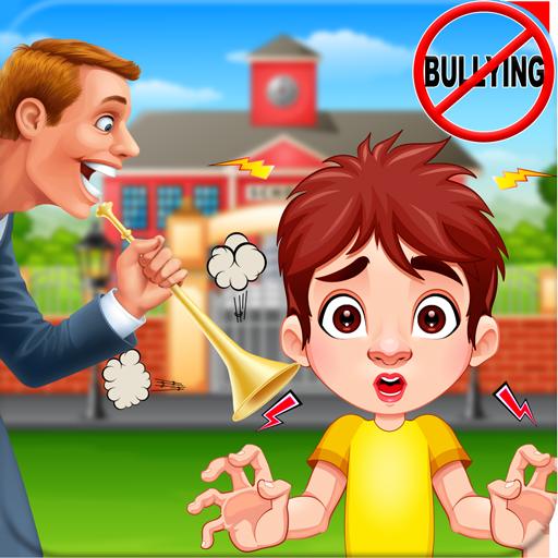 School Bullying Prevention Game – Gangster Teacher (game)