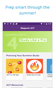 ACT Test Prep, Practice, and Flashcards- screenshot thumbnail