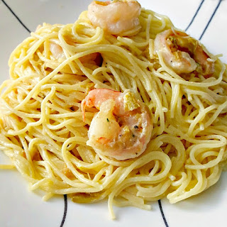 Seafood Carbonara Pasta Recipes.