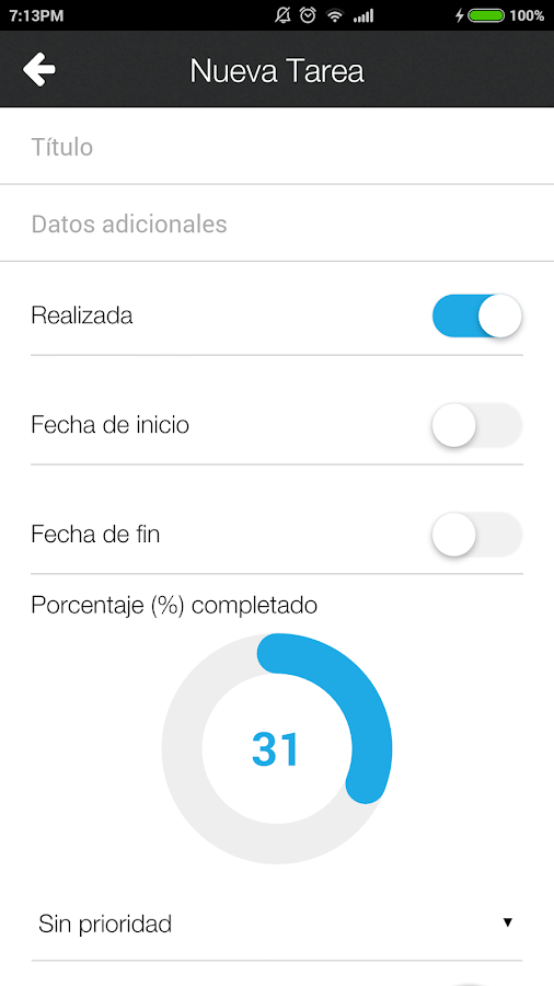 Notas Online App- screenshot