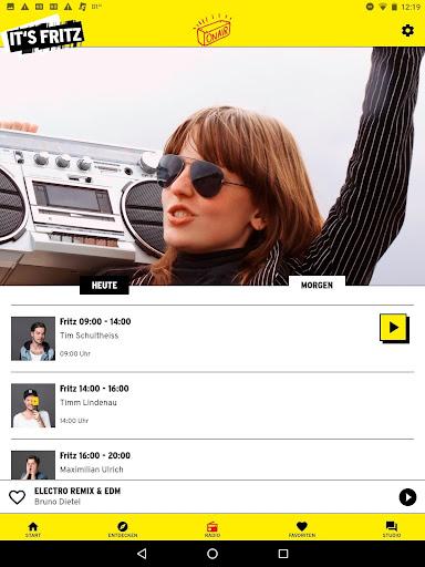 Radio Fritz  screenshots 10