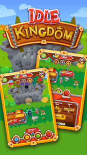 Idle Kingdom - Epic Empire Building Clicker Game- screenshot thumbnail